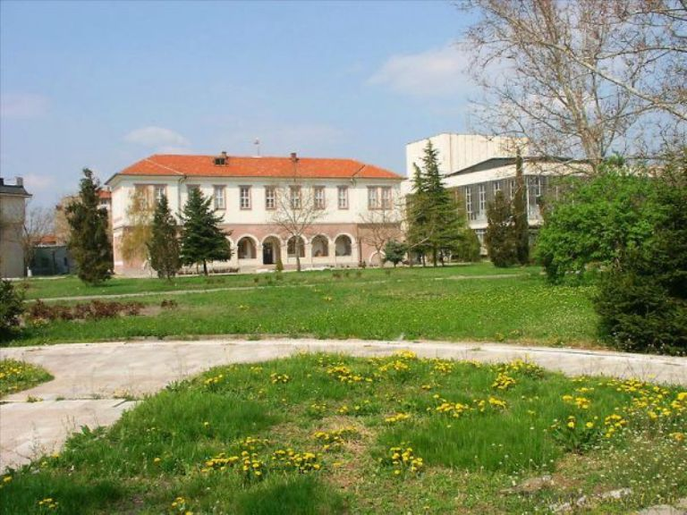 town of Nova Zagora