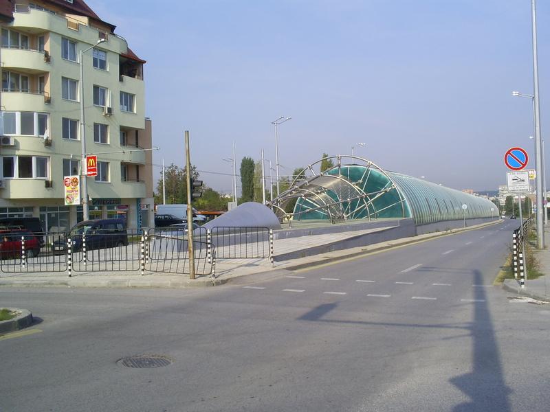 Mladost 1 Metropolitan Sofia