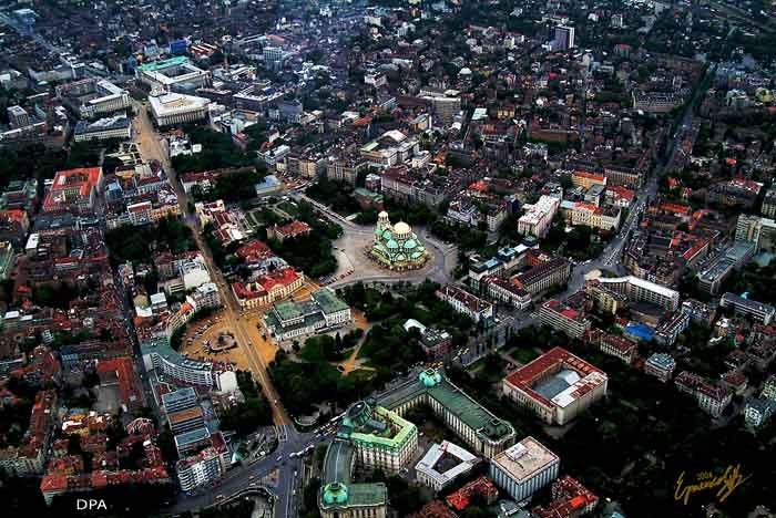 Резултат с изображение за град София