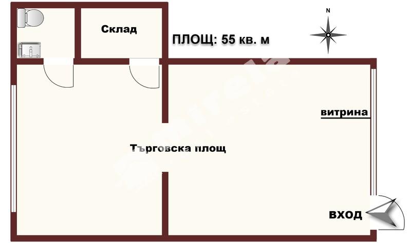 100 Floors Stage 55