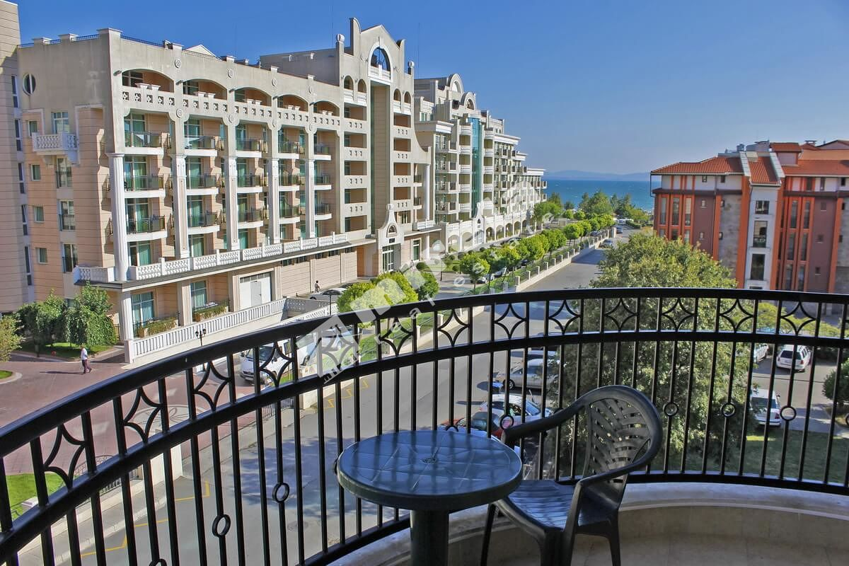 For Sale 1 Bedroom Burgas Region Pomorie Hotel Sunset