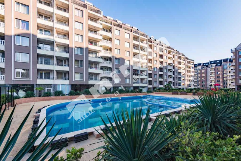 For Sale 1 Bedroom City Of Bourgas Zornica Complex