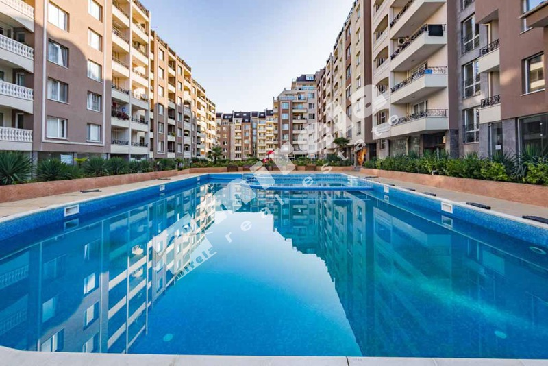 For Sale 2 Bedrooms City Of Bourgas Zornica Complex