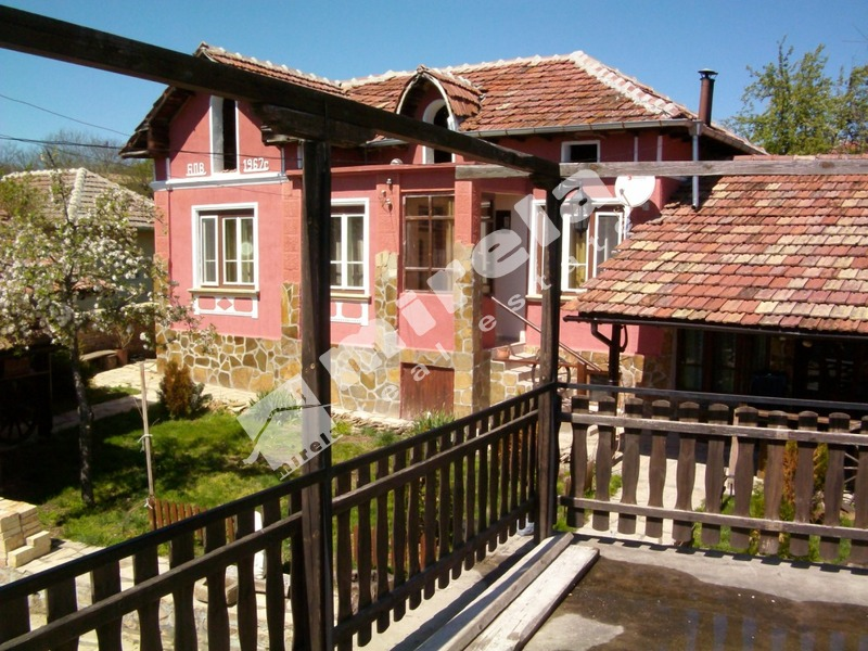 For Sale House Veliko Tarnovo Region Near Pavlikeni