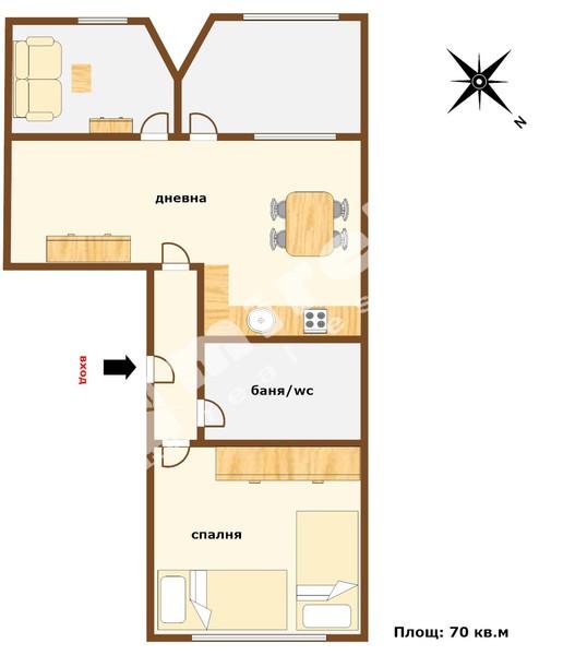 100 Floors Stage 95