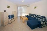 Обзаведен двустаен апартамент за продажба в гр. Несебър, 56.15кв.м (застроена площ + идеални части),   € 62000