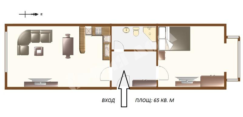 100 Floors Stage 60