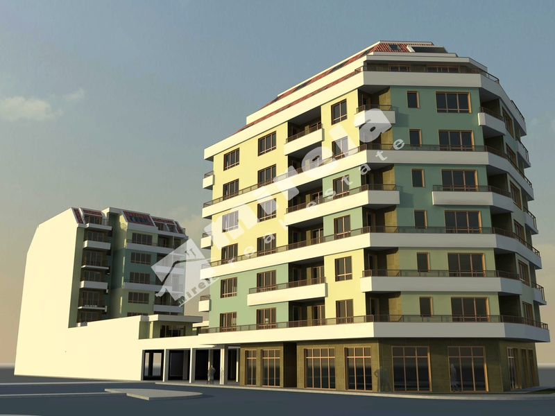 For Sale 1 Bedroom City Of Bourgas Slaveykov 81 Sq M