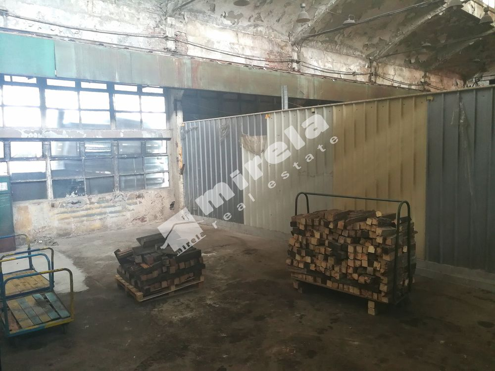For Rent Warehouse Workshop City Of Sofia Druzhba 1