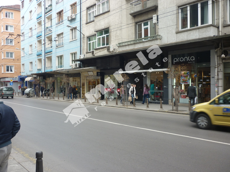 For Rent Shop City Of Sofia Center Georgi S Rakovski St