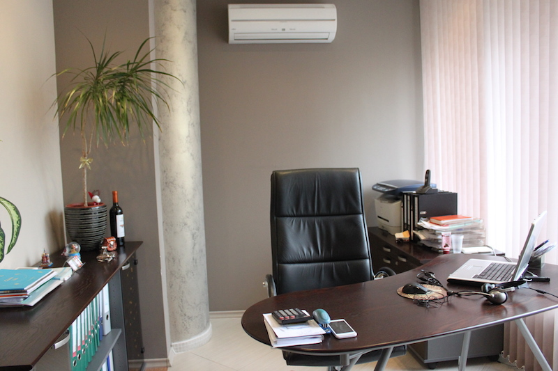 For Sale Office City Of Bourgas Lazur 144 Sq M