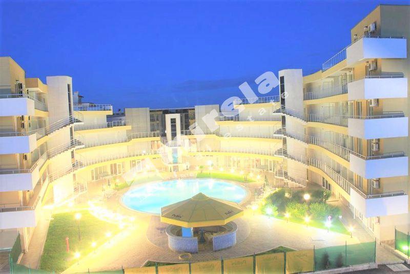 For Sale 2 Brs Apartment Burgas Region Tsarevo Complex