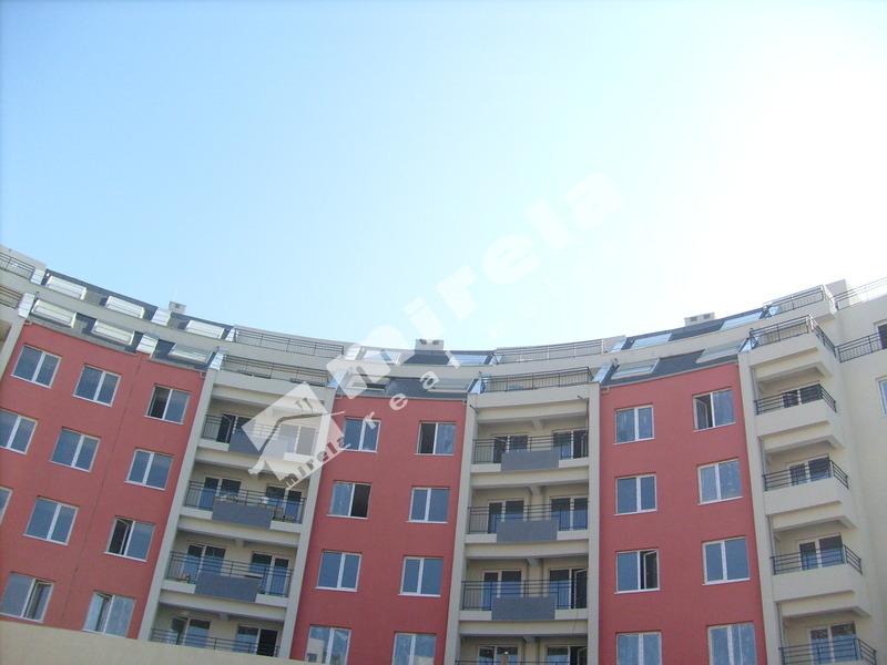 Нов тристаен апартамент в кв. Меден рудник- гр. Бургас, 96.91кв.м (застроена площ + идеални части),   € 53400
