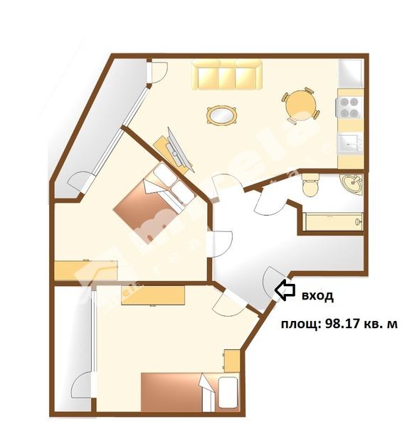 100 Floors Stage 34