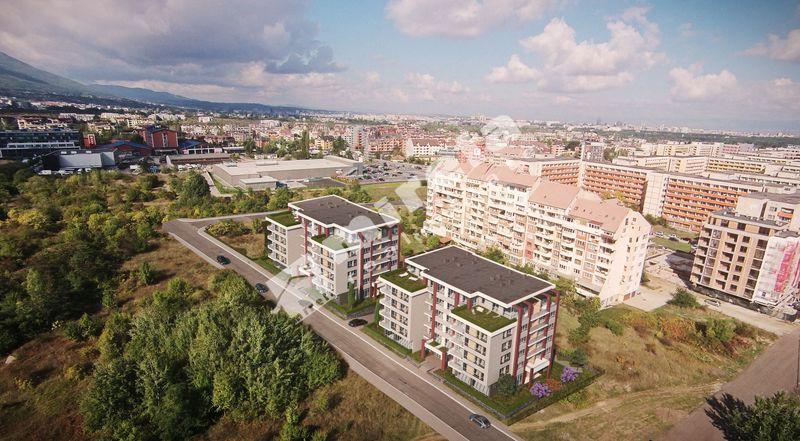 For Sale 2 Bedrooms City Of Sofia Malinova Dolina 101