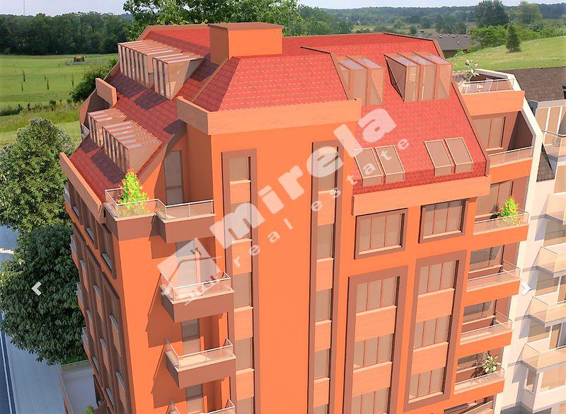 For Sale 1 Bedroom City Of Sofia Strelbishte 61 14 Sq M