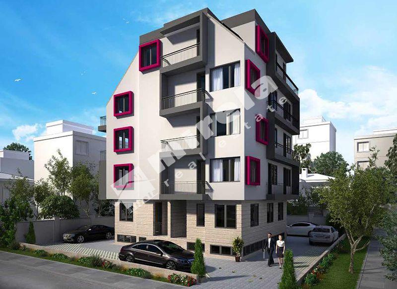 For Sale 1 Br Apartment City Of Varna Cveten Kvartal